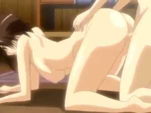 Anime fuck doggy Hentai Girl - Kateikyoushi No Onee-san The Animation #1