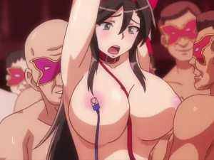 Nude Hentai Boobs - Rinkan Biyaku Chuudoku Nigeba Nashi #1