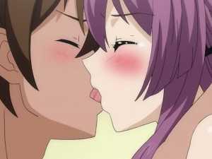 Sweet Hentai Kiss - Tsun Tsun Maid #1