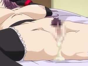 Horny Juicy Hentai Pussy - Tsun Tsun Maid #2