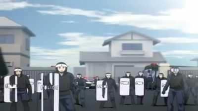 Hentai Police - Heartwork Symphony Of Destruction #2
